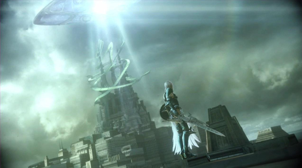 Final Fantasy Xiii Lightning Wallpaper Hd Valhalla Fabula Nova Crystallis The Final Fantasy Wiki
