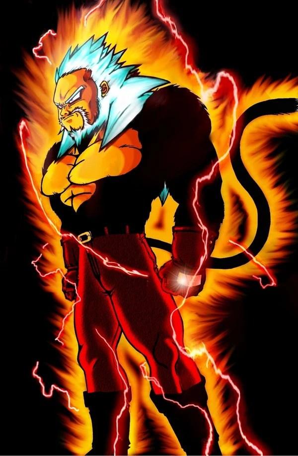 Super Saiyan 900000000000000000000000000000000000000000 Goku
