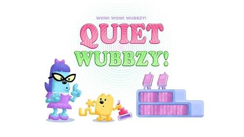 Quiet Wubbzy Wubbzypedia