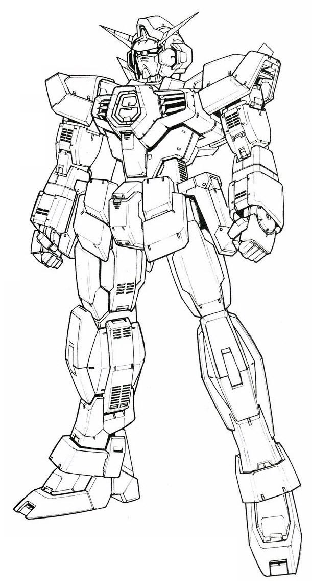 Gundam Wing Zero Size