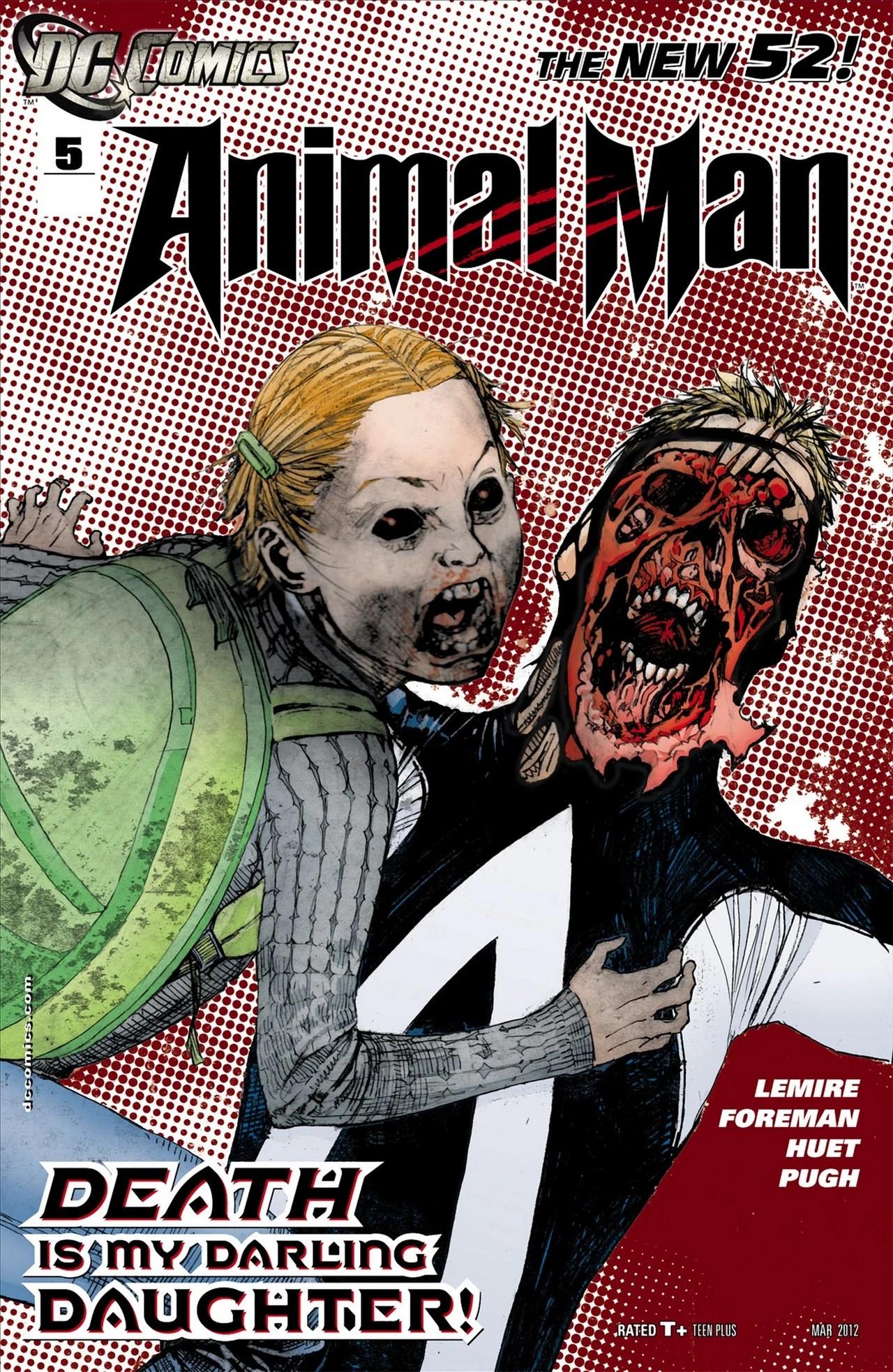 Animal Man Vol 2 5  DC Comics Database