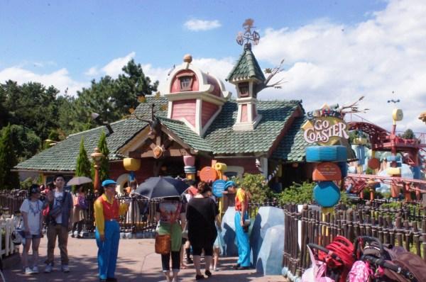 Gadget' Coaster - Disney Wiki Wikia