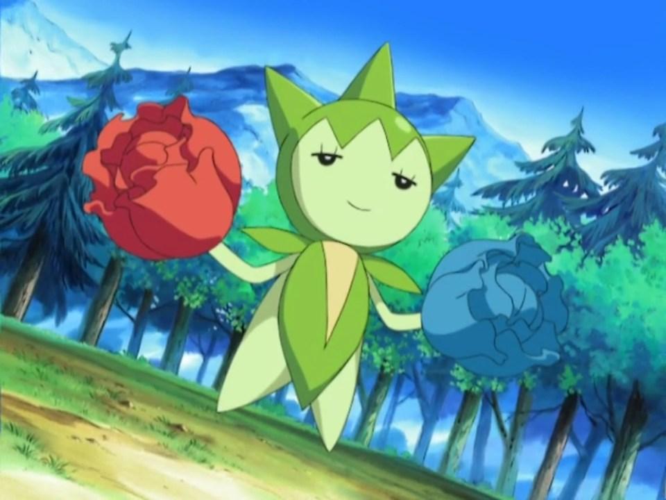 Nando Roselia Pokemon 9. Sezon 30. Bölüm İzle