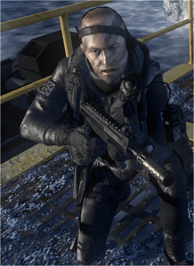 Zach Modern Warfare 2  The Call of Duty Wiki  Black