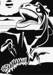 Mondasian Dino