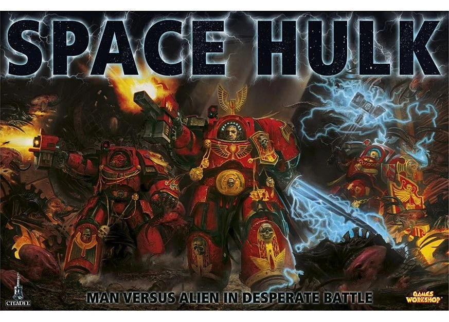 The front cover of the most recent edition highlights the opportunities for dialogue within space marine-genestealer interactions.