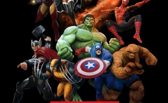 Marvel Heroes Video Game Marvel Comics Database