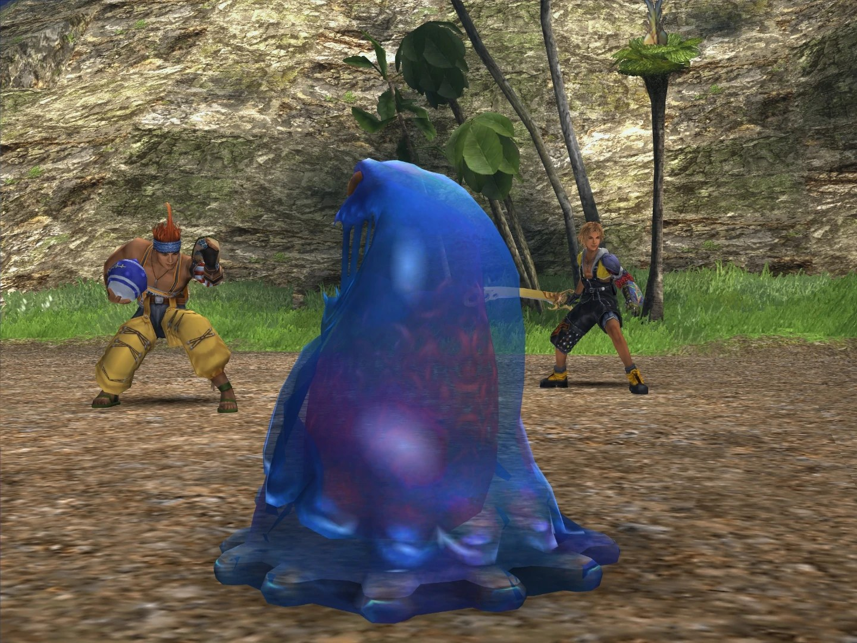 Water Flan Final Fantasy X The Final Fantasy Wiki Has