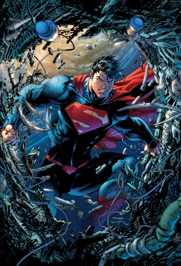 Superman Unchained Vol 1 - Dc Comics Database