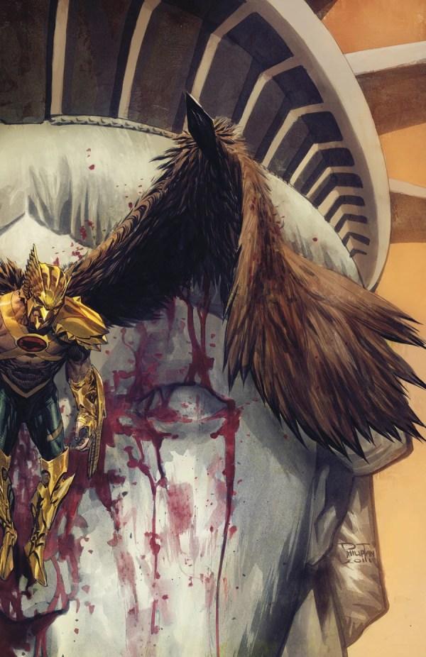 Savage Hawkman Vol 1 4 - Dc Comics Database