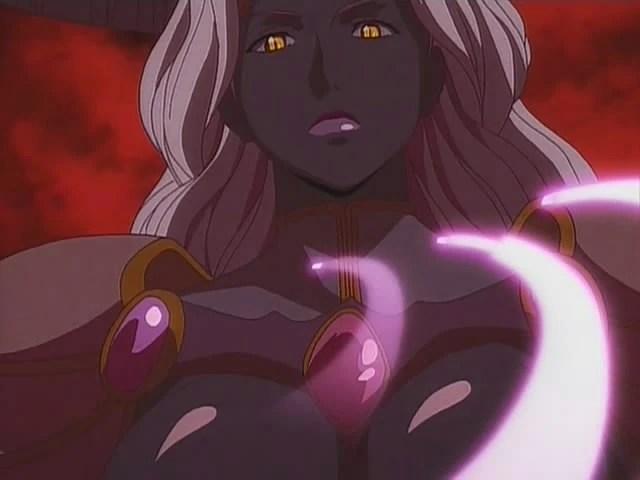 Anime Girl Walking On Moon Wallpaper Great Snake Demon Villains Wiki Villains Bad Guys