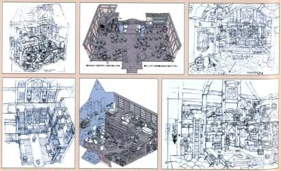 building interior alexandria ffix fantasy final wikia resolutions