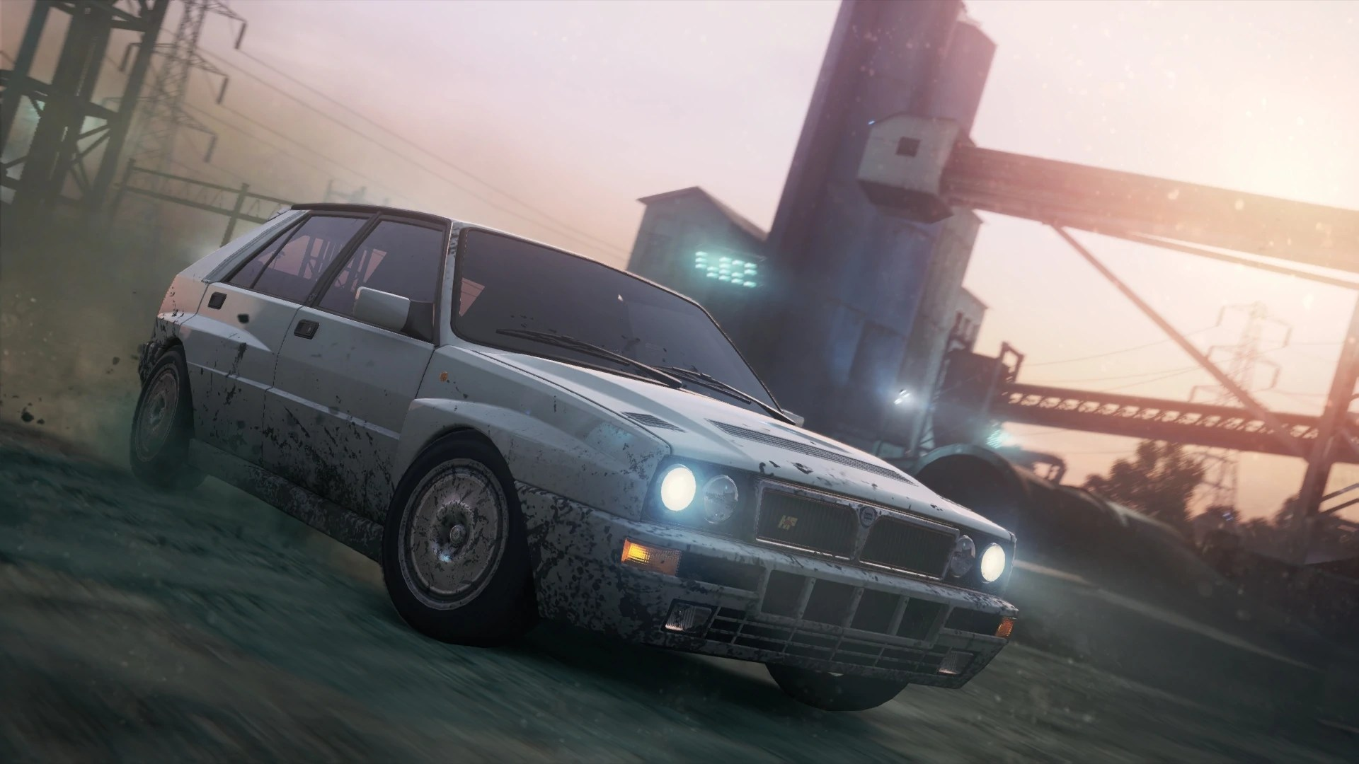 Nfs Most Wanted 2012 Cars Wallpapers Lancia Delta Hf Integrale Evoluzione Ii At The Need For