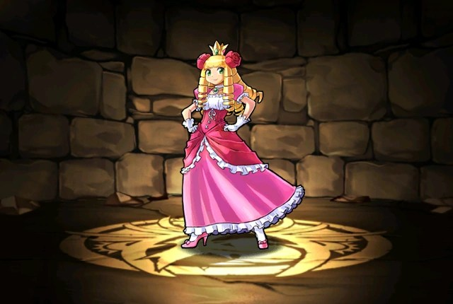 [龍族拼圖]公主飛踢!!(咦) - gamera97的創作 - 巴哈姆特