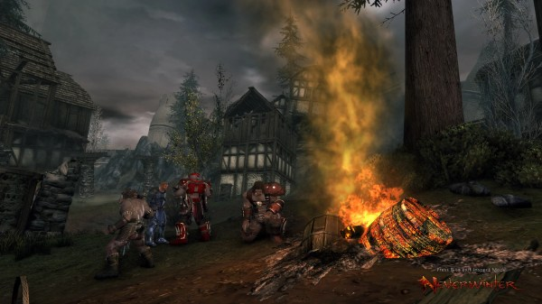 Tower District Neverwinter - Year of Clean Water