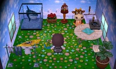 Animal House Wallpaper Patty Animal Crossing New Leaf Wiki