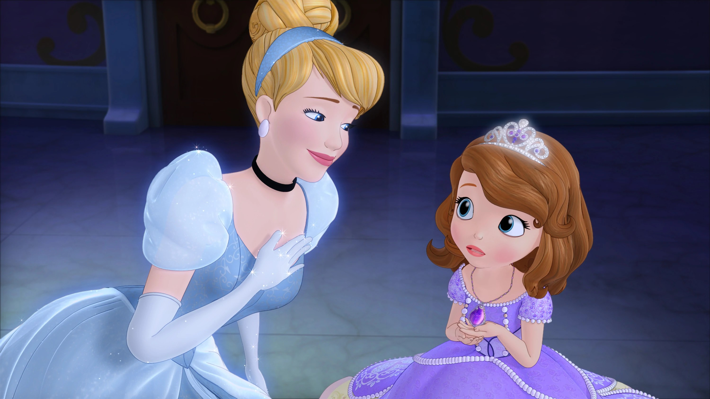 Sofia The First Once Upon A Princess