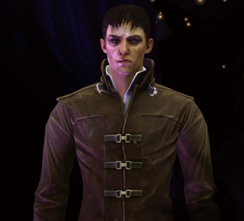 the outsider dishonored vs