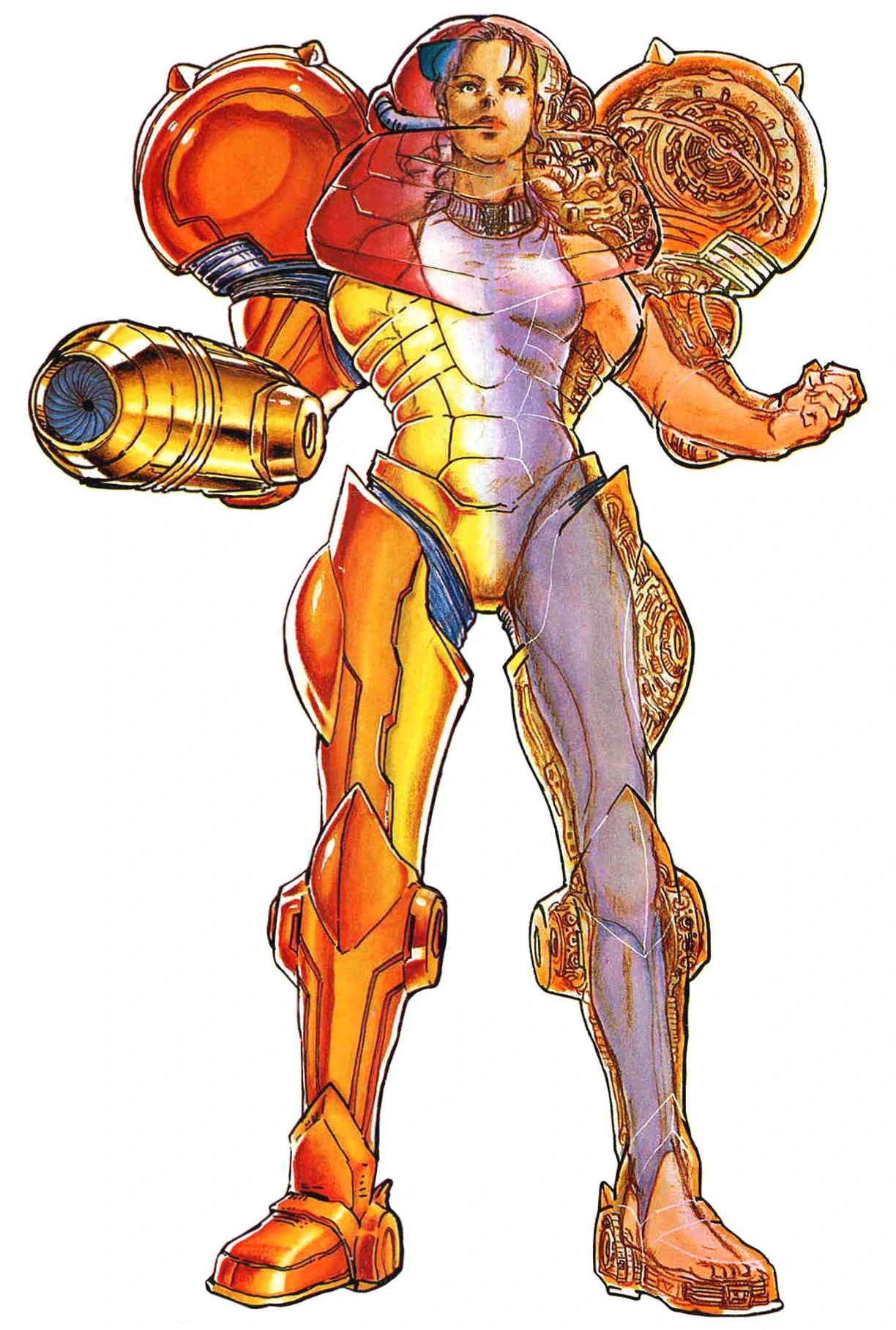 Metroid I Heard The Next Game Is A Monologue About