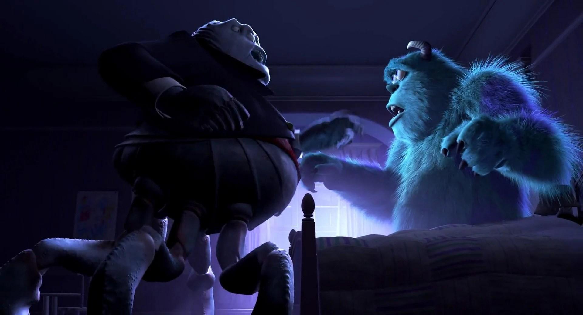 Door Floor Scare Inc Monsters Boo