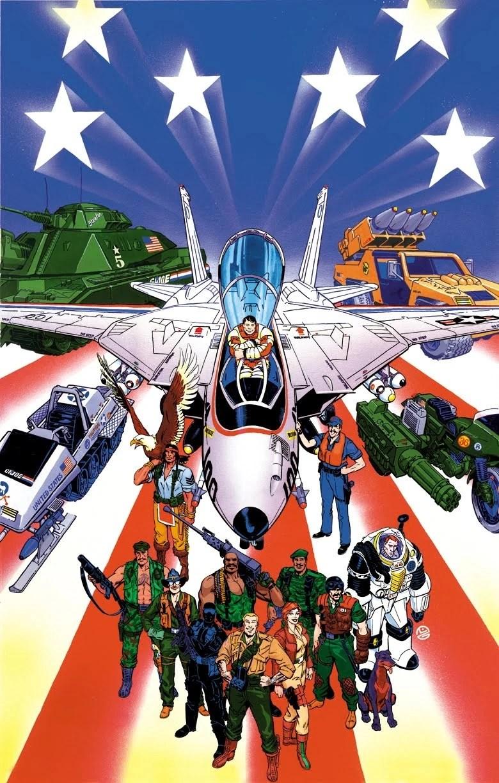 GI Joe Yearbook Vol 1 1  Marvel Comics Database