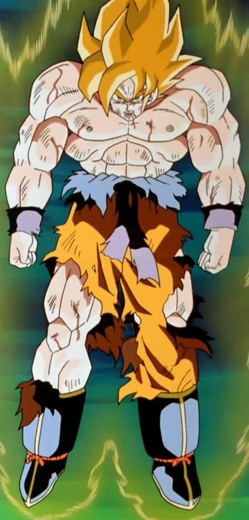 Goku S Furious Roar A Last Minute Resurrection Wish