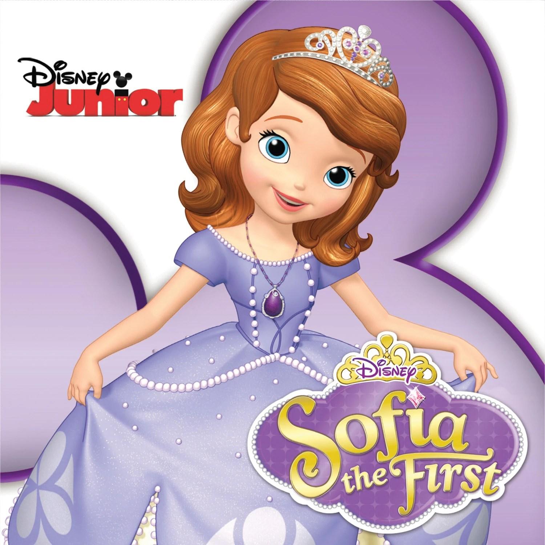 Sophia First Clip Art