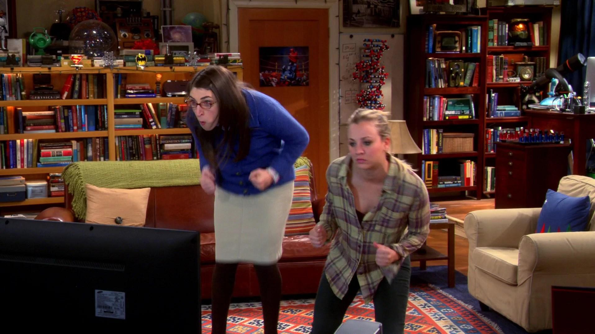 Big Bang Theory Sheldons Sister