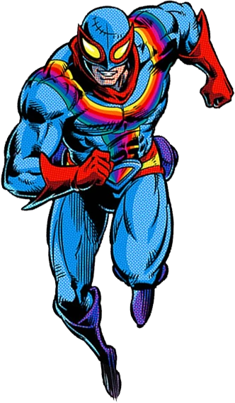 Image Captain Rainbow Artworkpng The Nintendo Wiki