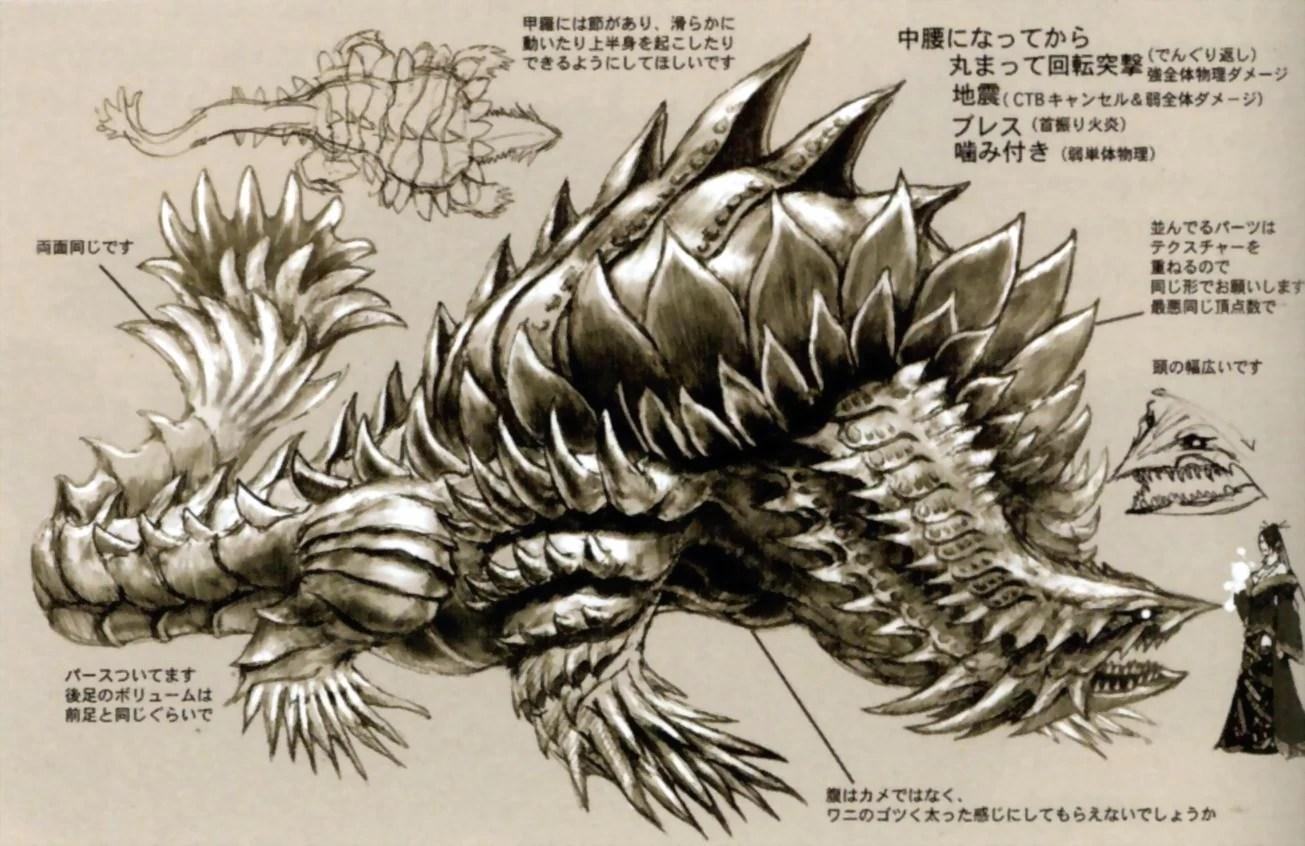 Adamantoise Final Fantasy X The Final Fantasy Wiki 10 Years Of Having More Final Fantasy