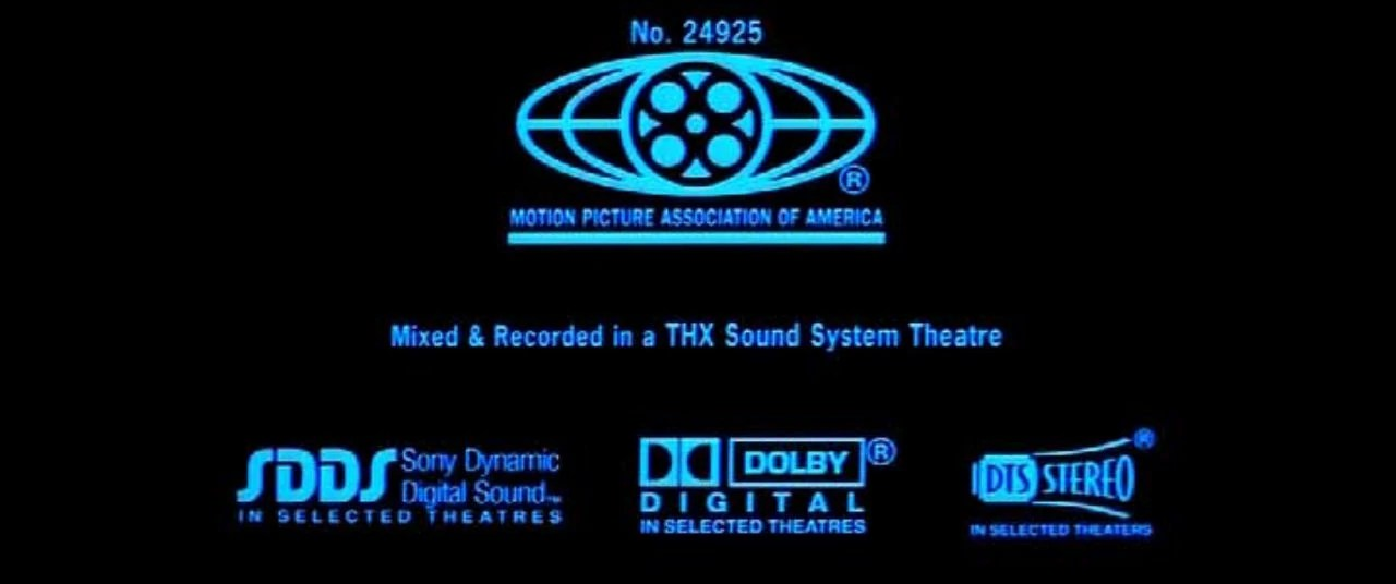 dolby stereo in selected theaters logo
