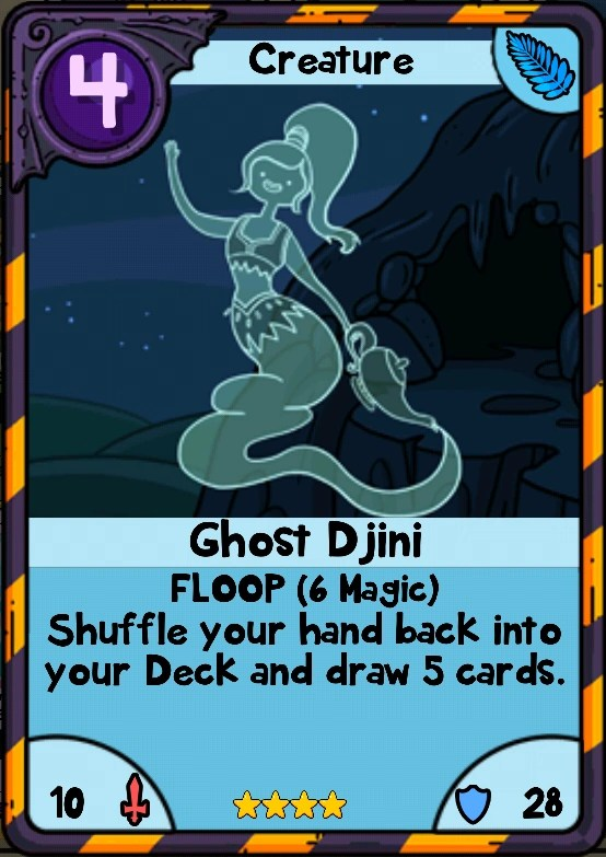 Ghost Djini Card Wars Wiki