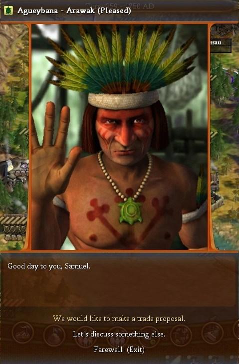 Arawak Civ4Col  Civilization Wiki
