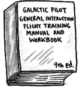 Galactic Pilot General Instruction Flight Training Manual