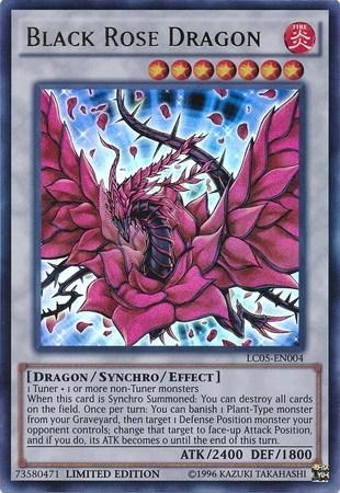 Card TipsBlack Rose Dragon Yu Gi Oh Wikia