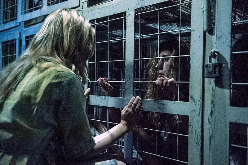 Happy Little Girl Wallpapers Reapercussions The 100 Wiki Wikia