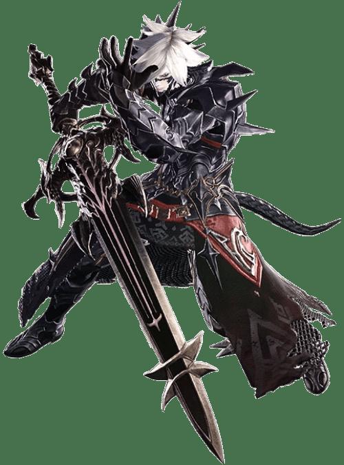 Dark Knight Final Fantasy XIV The Final Fantasy Wiki