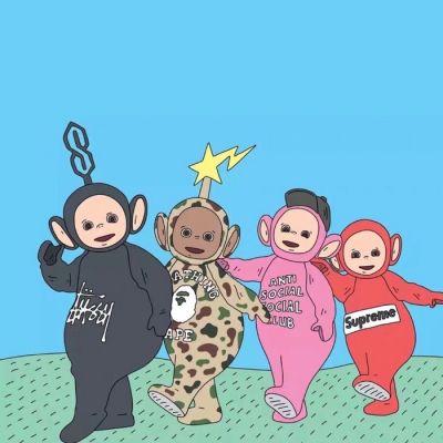 Www Baby Girl Wallpapers Com 逗比专属搞怪卡通头像 卡通动漫头像 我要个性网