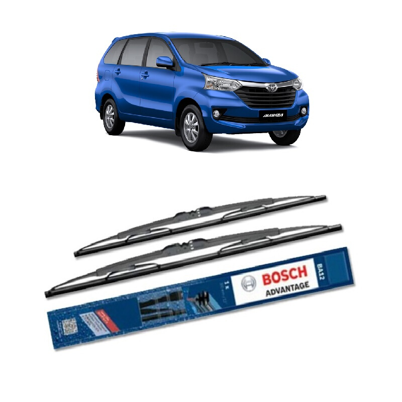 ukuran wiper grand new avanza veloz all camry headlightmag jual bosch advantage toyota ukr 21 14 jaya abadi