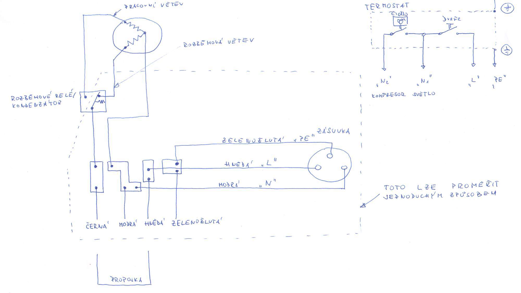 Návody - Ledničkový kompresor V3 a V4 – inc-models