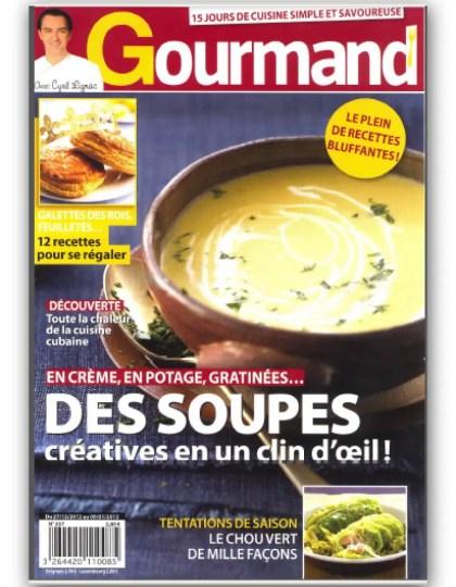 Vie Pratique Gourmand N°257 du 27 Décembre 2012 au 9 Janvier 2013