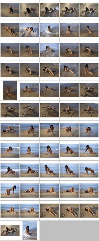 Hegre-Art – Hiromi – Crazy Sexy Beach Shoot