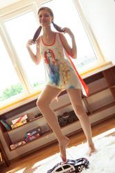 MetArt – Jasmina – Colorful Morning