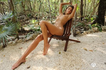 MelenaMariaRya : Perfect Chair For Fuck