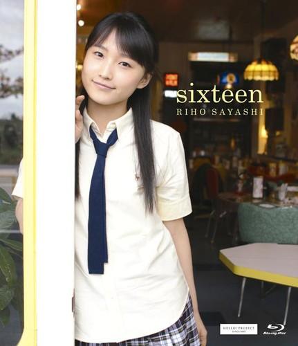 EPXE-5063 Riho Sayashi 鞘師里保 – sixteen Blu-ray