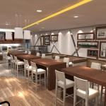 Chic Small Cafe Design Ideas On Sale Cheapest Price For Bar Ouyee
