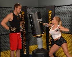 Nikki Delano Hands Workout