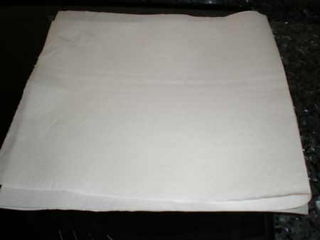 Papel absorvente