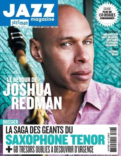Jazz Magazine N°648 Avril 2013