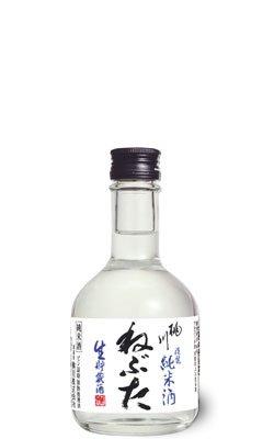 ねぶた淡麗純米生貯蔵酒300ml